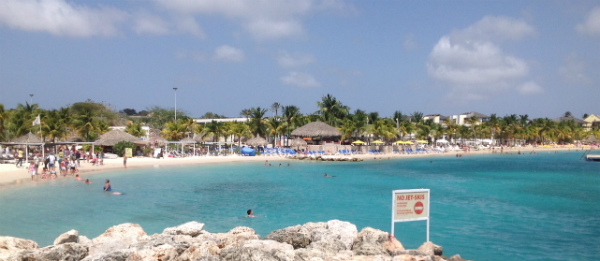 Resort Beach Curacao