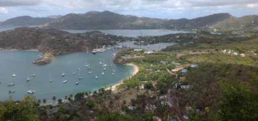 English Harbour Antigua