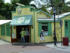 Kermit's Key Lime Pie Shoppe