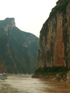 Yangtze River Gorge