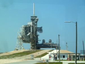 Launch Pad Kennedy Space Center