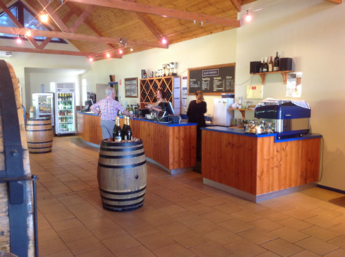 Blue Pyrenees Cellar Door