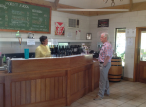 Mt Avoca cellar door