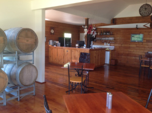 Quoin Hill cellar door