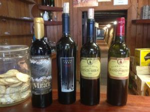 Warrenmang wines
