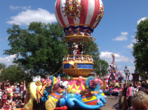 Magic Kingdom Grand Parade