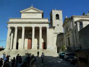 Basilica di San Marino