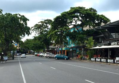Port Douglas Main Street