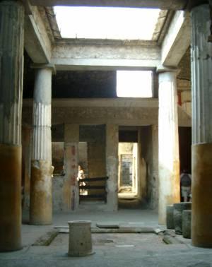 Atrium Pompei