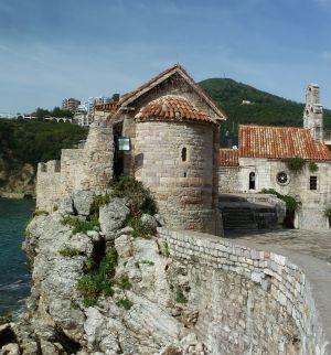Budva Fort