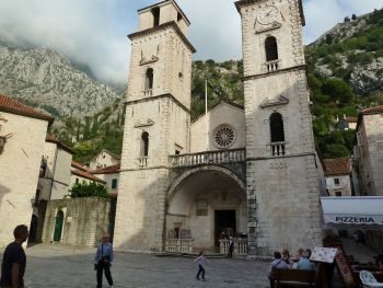 Cathedral of St Tryphon Kotor