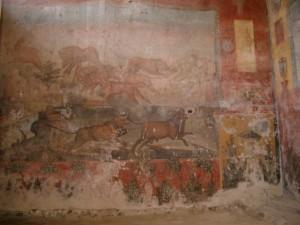 Fresco Pompei