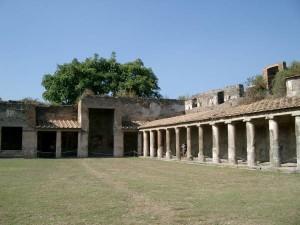Loggia Pompei