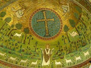 St Apollonaire mosaics