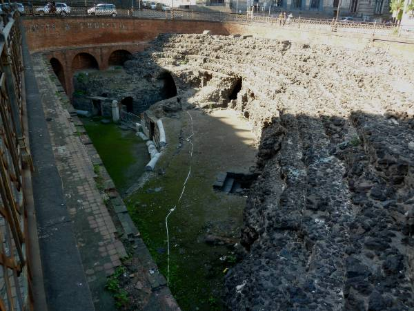 Amphitheatre Catania