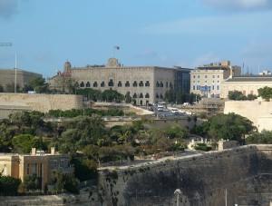 Barakka Gardens Valletta