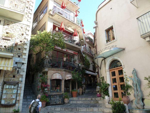 Cafe Turrissi Castelmola