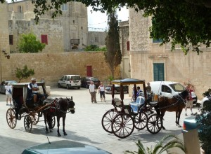 Carriages Mdina