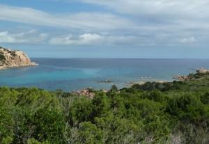 Coastline East Sardinia