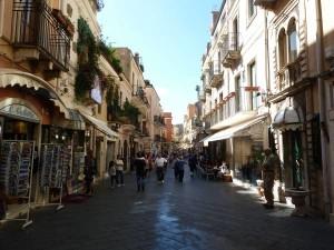 Corso Umberto I Taormina