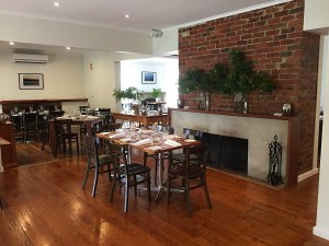 Dromana Estate Terre restaurant
