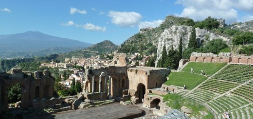 Greek Theatre Taormina