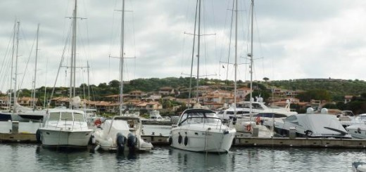 Marina at Porto Cervo