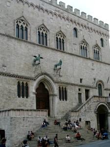 Palazzo dei Priori front