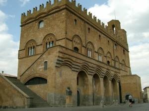 Palazzo del Capitano del Populo Orvieto
