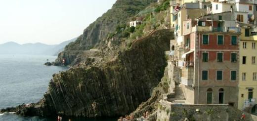 Riomaggiore coast