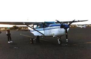 Scenic flight Uluru