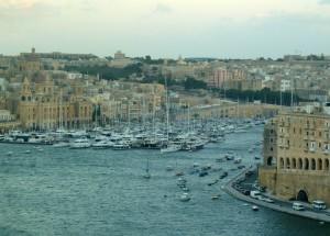 Senglea Harbour