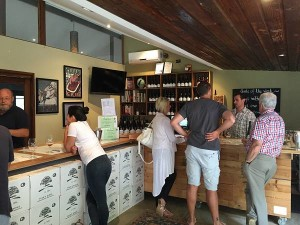 Tuck's Ridge Cellar Door
