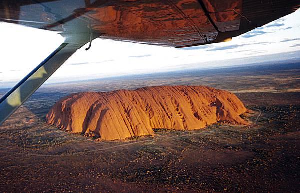 Uluru scenic flight