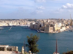 View of Vittoriosa and Senglea