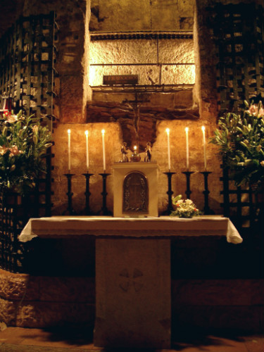 St Francis of Assisi Tomb