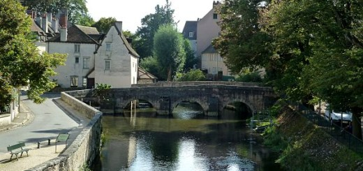 Bridge on R Eure