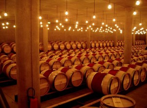 Cellar Chateau Latour
