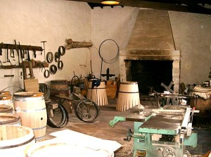 Cooperage Margaux