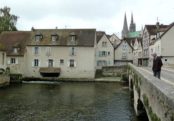 River Eure, Chartres