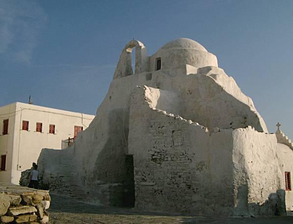 Church Mykonos