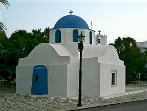 Church Parikia