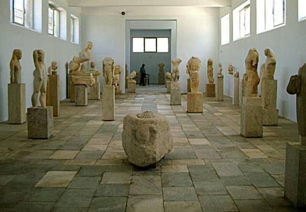 Delos Museum