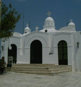 St George Church, Mt Lykavittos