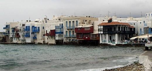Venetian quarter Mykonos