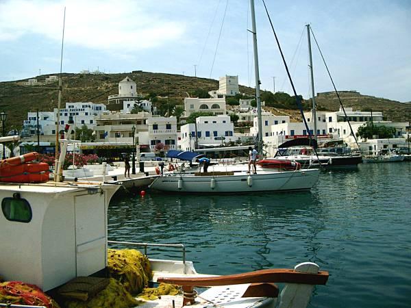 Ormos port