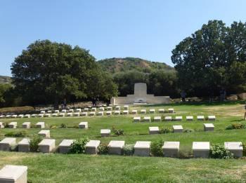 Ari Barnu Cemetery