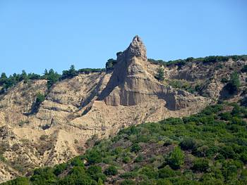 Cliffs at Anzac Cove
