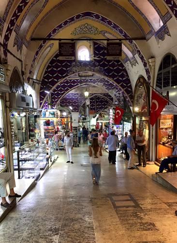 Grand Bazaar interior