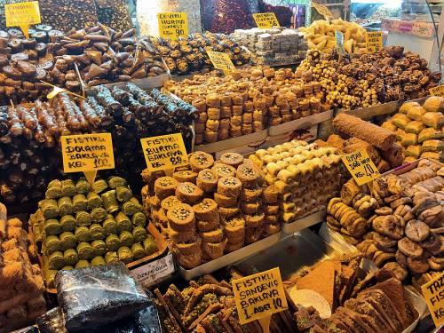 Spice Market Baklava